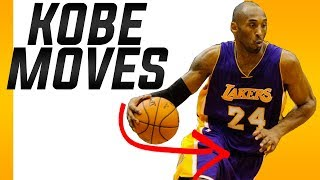 How to: 3 Signature Kobe Bryant Scoring Moves | Best Basketball Moves