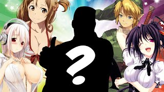 WHO IS THE HOTTEST ANIME CHARACTER?