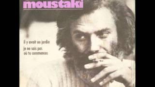 Watch Georges Moustaki La Pierre video