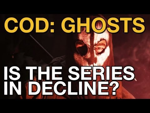 Call of Duty: Ghosts - Is The Series Finally In Decline? (VideoGamer.com)