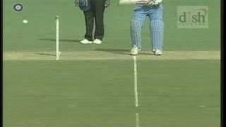 Highlights (India vs Sri Lanka - 4th ODI)