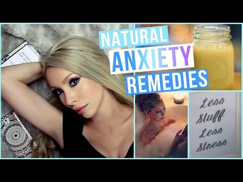 How To Reduce Anxiety & Stress Naturally