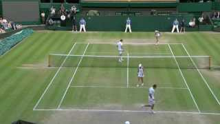 2013 Day 13 Highlights: Soares/Raymond v Nestor/Mladenovic