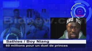 Lamb | Sathies vs Boy Niang: 60 millions pour un duel de princes