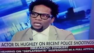 D. L. HUGHLEY VS MEGYN KELLY