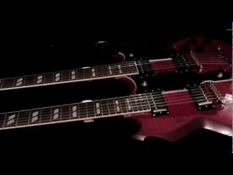 Epiphone G-1275 Double Neck Guitar review ( jam.reviews)