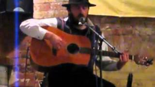 David Morris (Red River Dialect) live at The Note Well Salon: FRIEND MUSIC [excerpt]
