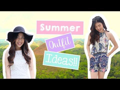 Summer Outfit Ideas (Bohol, Philippines) | Janina Vela