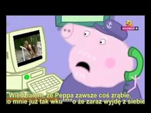 Świnka Peppa -  Komputer Przeróbka CZYTAJ OPIS!!