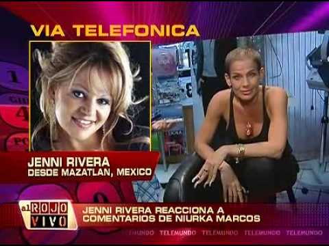 Jenni Rivera Vs. Niurka