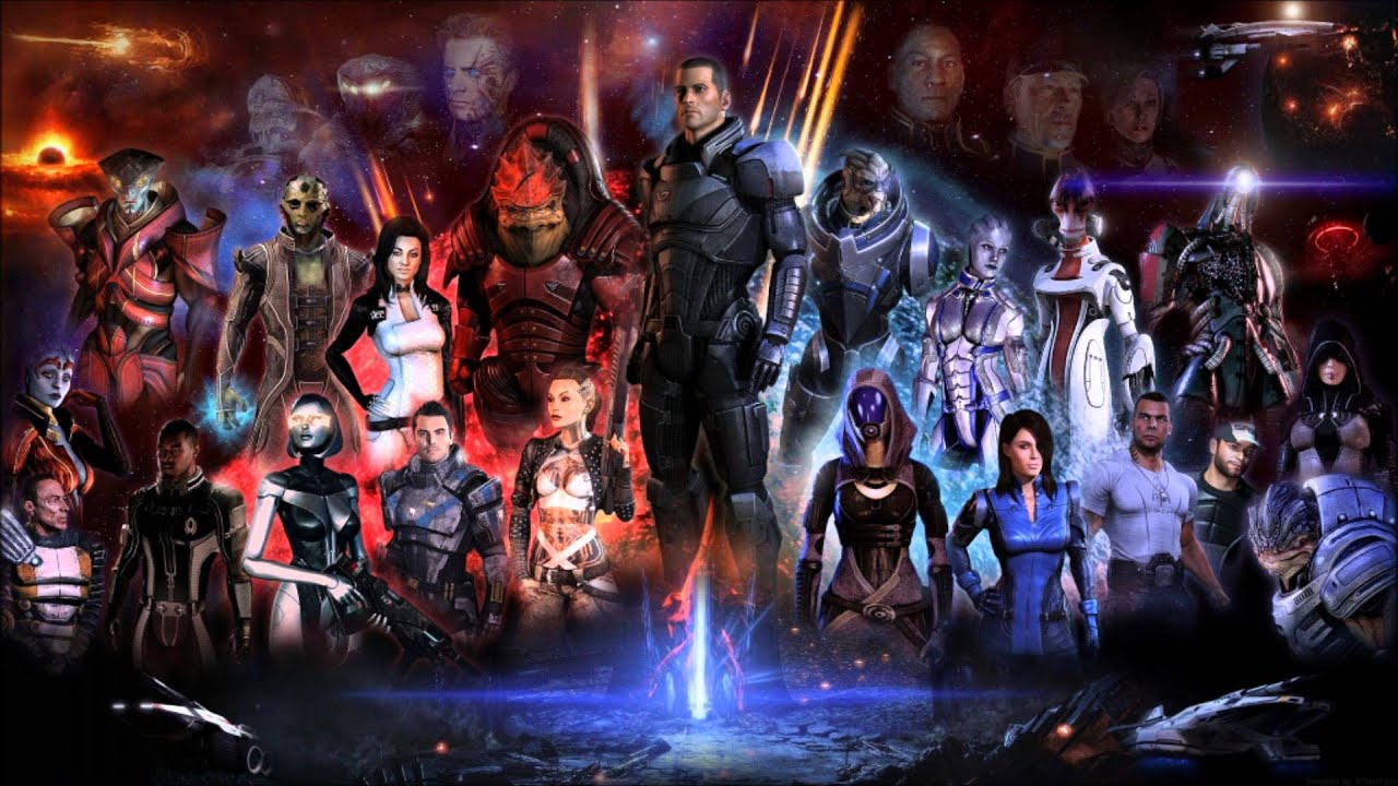 Mass Effect Citadel Wallpaper Mass Effect 3 Citadel