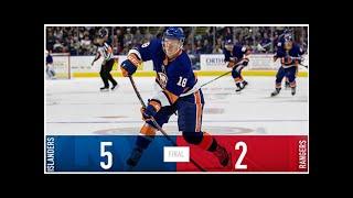 Download Lagu Postgame Notebook: Islanders 5, Rangers 2 Gratis STAFABAND