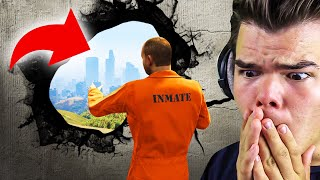 Can You ESCAPE PRISON In GTA 5?!