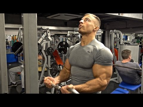 Full Biceps & Triceps Workout For Bigger Arms