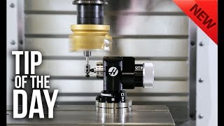 How to: Set Tool Length and Work Offsets – Haas Automation Tip of the Day