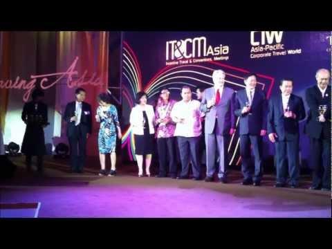IT&CMA 2012 Opening Ceremony