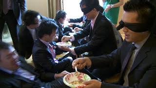 A Funny Chinese Wedding Door Game Toronto Best Wedding Videographer Photographer GTA