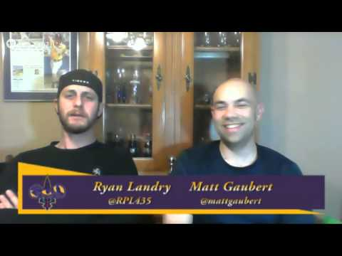 The Matt Ryan Show Episode 69 - LSU Florida Basketball Post Game Show, Super Bowl 49, WWE Royal R...
