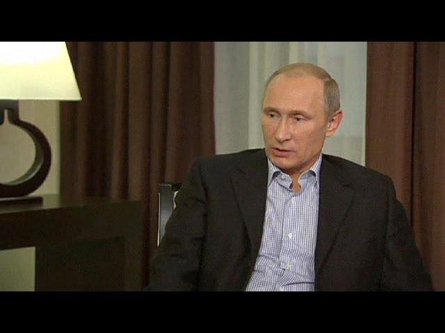 """Vladimir Poutine : """"nous ne construirons pas un nouveau rideau de fer"""""""