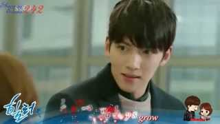 "Хилер ОСТ 1 ""Eternal Love"", Ji Chang Wook x Park Min Young (анг. суб. Kara)"
