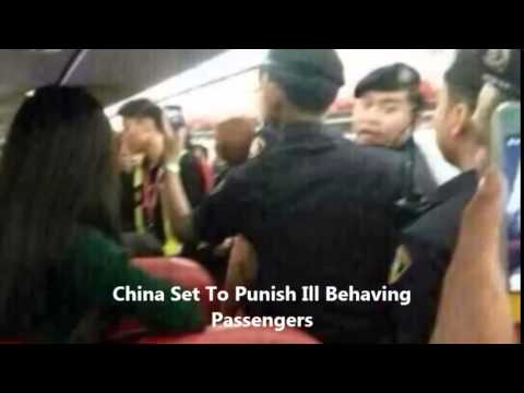 China To Punish Tourists In Thailand Air Asia Air Rage