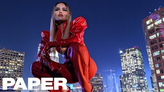 How We Captured Our Karol G Cover With a Smartphone | BTS | PAPER x Google Pixel 4