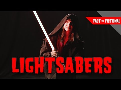 How to Wield a Lightsaber - Fact or Fictional