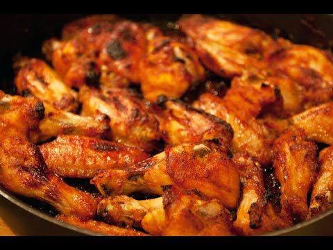 Ароматные куриные крылышки | БЫСТРО И ВКУСНО