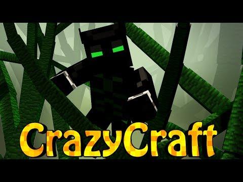 Minecraft | CrazyCraft 2.0 - OreSpawn Modded Survival Ep 132 -