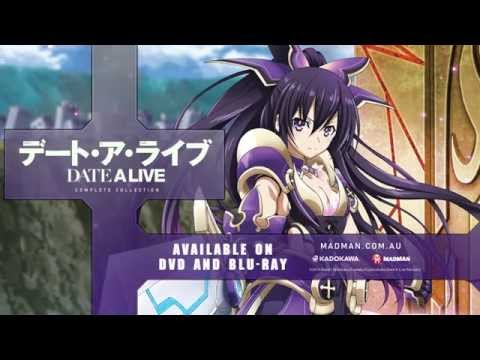 Date a Live - Official Trailer