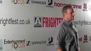 Arrow Video FrightFest 2018: Robert D  Krzykowski Interview