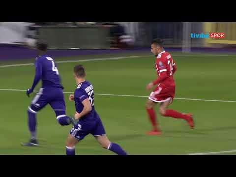 Anderlecht 1–2 Bayern Münih | UEFA Şampiyonlar Ligi Maç Özeti