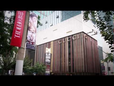 LocationTV: Shanghai - Nanjing Road (Luxury)