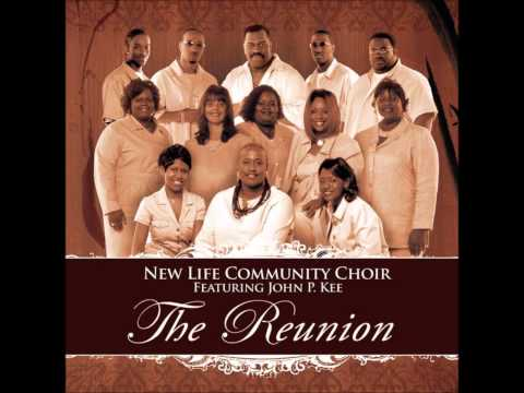 John P. Kee & The New Life Community Choir - I'm Covered (full Version) video