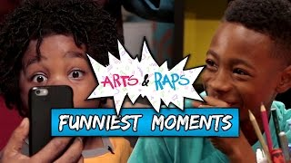 Funniest Moments (Season 1)   Arts & Raps