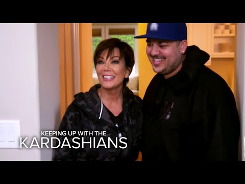 KUWTK | Kris Jenner Gets Pro Help for Rob Kardashian | E!
