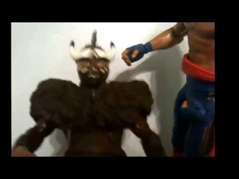 WWE Battle Pack Review LOS MATADORES