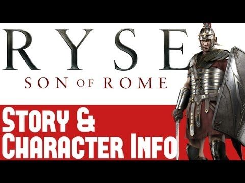 Ryse Son of Rome News - Microsoft & Crytek Reveal Story & Characters Info for Xbox One Exclusive