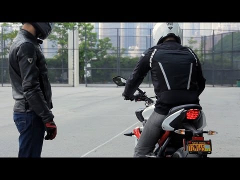 How To Ride With A Passenger   Motorcycle Riding