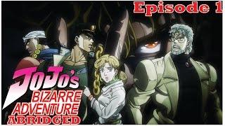 JJBA Stardust Crusaders Abridged: Episode 1