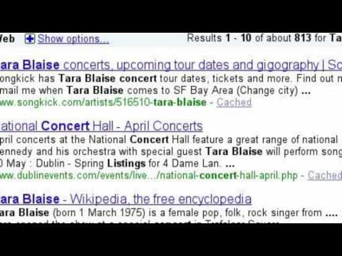 Discovering Tara Blaise Video