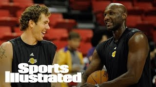 download Luke Walton Discussed Coaching Role For Lamar Odom | SI Wire | Sports Illustrated Video