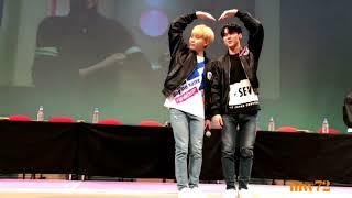 How Hiphop Unit adores Seungkwan