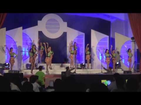 Miss Bohol Sandugo 2012- Production Number