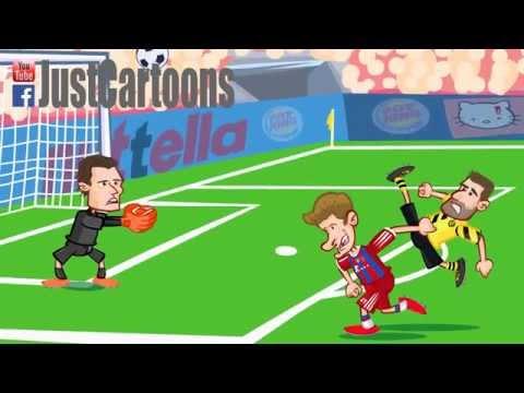 Bundesliga Day 27  BVB- FCB Lewandowski Goal