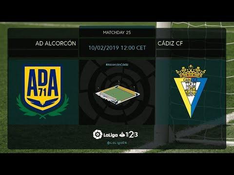 AD Alcorcón - Cádiz CF MD25 D1200