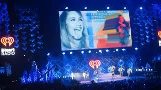 Cardi B - Bickenhead / Finesse z100 iHeartRadio Jingle Ball MSG 12/7/2018 Live
