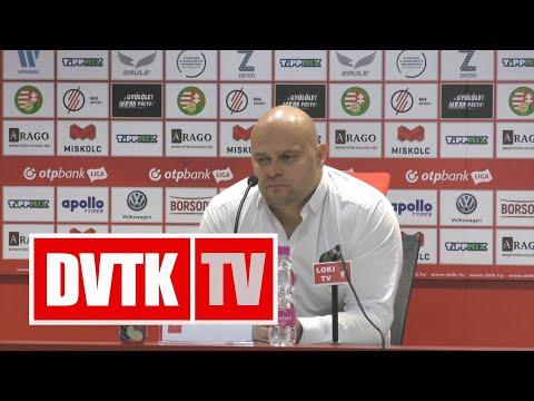 Feczkó Tamás értékelése   DVTK - DVSC   2020. február 8.   DVTK TV