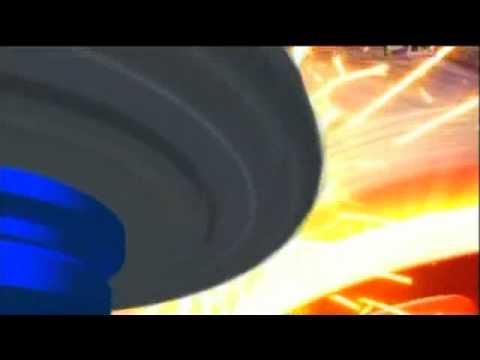 Beyblade Hikaru vs Gingka Beyblade Metal Fusion Gingka