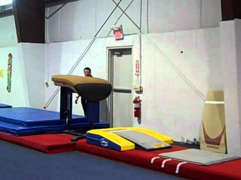 Precision Gymnastics Qualifier 2012